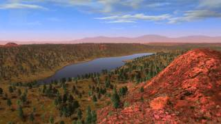 Download Terraforming Mars (CGI from NatGeo 2009 docu) Video