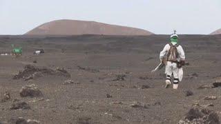 Download Lanzarote podría convertirse en el planeta Marte Video