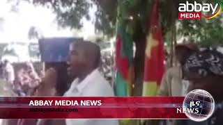 Download The Wolktite Amara committee gave financial support to the displaced people from Benishangul Video
