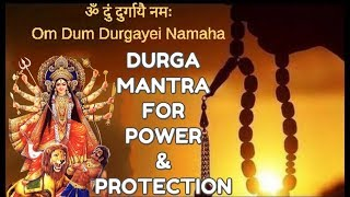 Download DURGA MANTRA : VERY POWERFUL AGAINST NEGATIVE FORCES Video