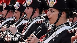 Download Banda dell'Arma dei Carabinieri - Millennium Stage (April 18, 2016) Video
