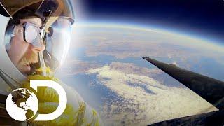 Download Adam logra ver la curvatura de la tierra |Mythbusters:Los cazadores de mitos|Discovery Latinoamérica Video