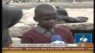 Download Mtoto anayeishi pangoni abadilisha lugha na kudai anteswa na wazaziwe Video