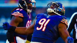 Download Eddie Goldman Chicago Bears rookie Highlights Video