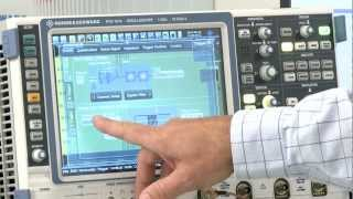 Download RF measurements for near field communication (NFC) with Rohde & Schwarz oscilloscopes Video