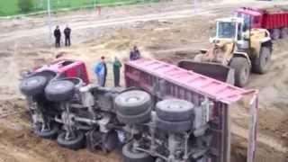 Download Autocarro 8x8 incidente lavoro Video