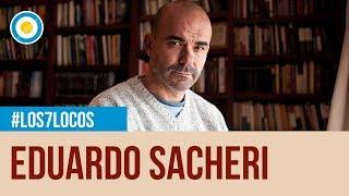 Download Entrevista a Eduardo Sacheri en Los 7 locos Video