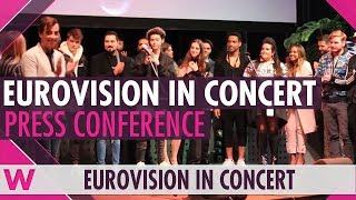 Download Eurovision in Concert 2018: Press conference Video