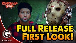 Download Friday the 13th FINAL RELEASE EPIC SETTING GAMEPLAY 💀FIRST LOOK Video