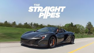 Download McLaren 650S Spider Review Video