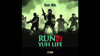 Download Shatta Wale - Run 4 Yuh Lyf (Audio Slide) Video