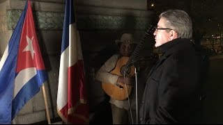 Download MÉLENCHON - HOMMAGE À FIDEL CASTRO Video
