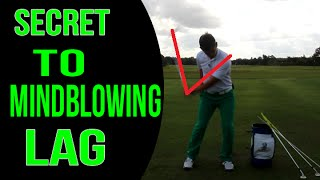 Download Golf Lesson: SECRET To Building REAL Lag In Your Swing Video