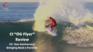 Download Channel Islands ″OG Flyer″ Surfboard Review with Noel Salas Ep.40 Video
