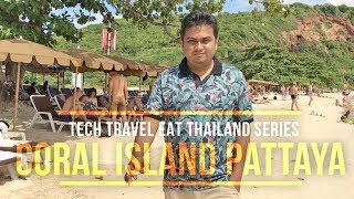 Download Coral Island Pattaya - Under Sea Walk, Parachute Ride - Tech Travel Eat Thailand Series Part 5 Video