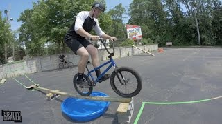 Download BMX OBSTACLE COURSE! Video