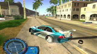 Download GTA San Andreas Ultimate MOD 2012 Video