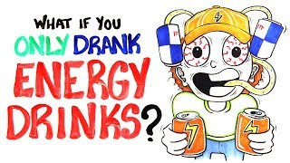 Download What If You Only Drank Energy Drinks? Video