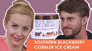 Download Southern Blackberry Cobbler Ice Cream - Southern Certified Video