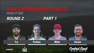 Download 2018 Canadian Nationals - Round 2 Part 1 - Fry, Sexton, Perkins, White Video
