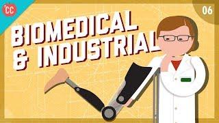 Download Biomedical & Industrial Engineering: Crash Course Engineering #6 Video