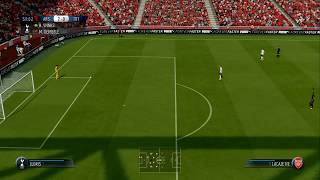 Download FIFA 18 Nintendo Switch 1080p60 Gameplay - Full Match Video