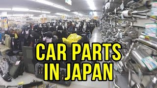 Download Car Parts Shopping in JAPAN! + Work Wheels Arrive! | VLOG Video
