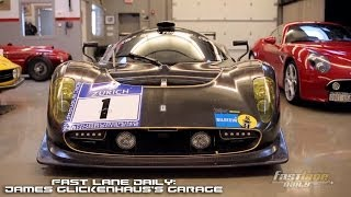 Download James Glickenhaus Garage, P4/5 Competizione EXCLUSIVE - Fast Lane Daily Video