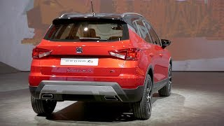 Download 2018 Seat Arona FR - Interior and Exterior Video