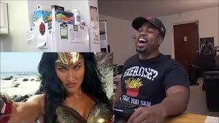 Download WONDER WOMAN vs WOLVERINE - REACTION!!! Video