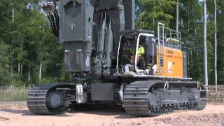 Download Liebherr - Mr. Torque - the LB 44 rotary drilling rig Video