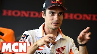 Download The season so far with Dani Pedrosa | Sport | Motorcyclenews Video