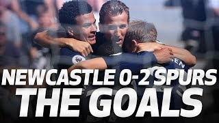 Download DELE & DAVIES GOALS | Newcastle 0-2 Spurs Video