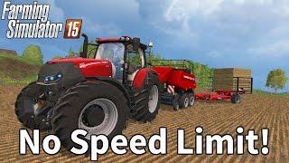 Download Lets Play Farming Simulator 15 - Mod Showcase - Baling at 30 MPH! Video