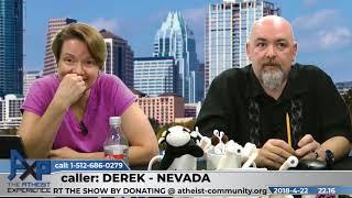 Download A Good Argument for God | Derek - Nevada | Atheist Experience 22.16 Video