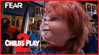 Download Chucky Gets His Arm Ripped Off | Child's Play 2 Video