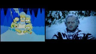 Download The Simpsons Treehouse of Horror Movie References Part 1 Video