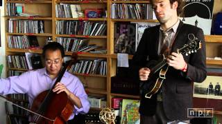 Download Yo-Yo Ma, Edgar Meyer, Chris Thile And Stuart Duncan: NPR Music Tiny Desk Concert Video