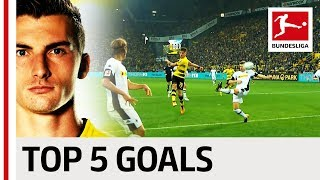 Download Maximilian Philipp - Top 5 Goals Video