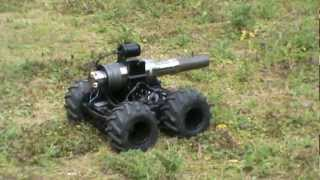 Download Unmanned Ground Vehicles (UGV Robots) Video
