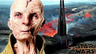 Download MASSIVE Snoke Darth Vader Connection Revealed! – Star Wars The Last Jedi Video