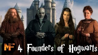 Download Four Founders of Hogwarts & Hogwarts Origins Explained Video