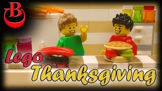 Download Lego Thanksgiving Day: Family Dinner Video