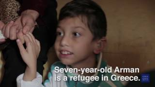 Download Greece: Refugees with Disabilities Overlooked, Underserved Video