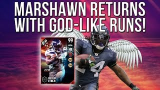 Download Madden 17 Ultimate Team :: Marshawn Lynch Is Back! GREATEST RUN EVER! :: Madden 17 Ultimate Team Video