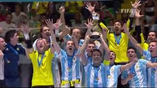 Download THE FINAL: Russia v Argentina - FIFA Futsal World Cup 2016 Video