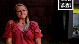 Download CDC: Tips from Former Smokers - Sharon's Story Video