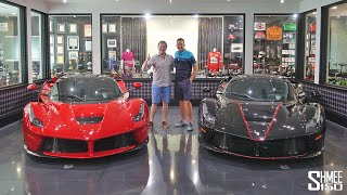 Download The Incredible Ferrari Collection of Pro Golfer Ian Poulter! Video