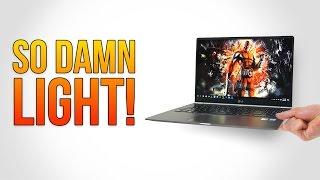 Download LG GRAM 15″ Ultra-Light Laptop (2017) Video