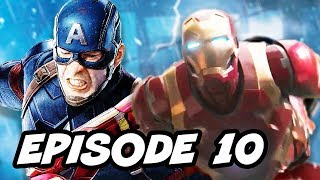 Download Captain America Civil War Luke Cage Easter Eggs - Agents Of SHIELD Season 4 Episode 10 Video